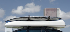 Dachbox und Gepäck
